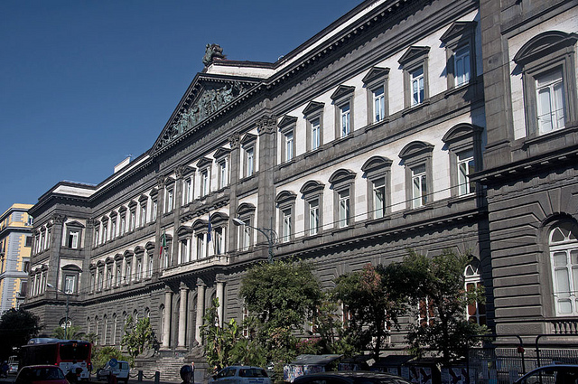 The University of Naples Federico