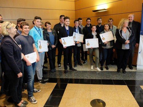 Mulhouse Remise Des R Compenses Du 23 Me Concours Un Des